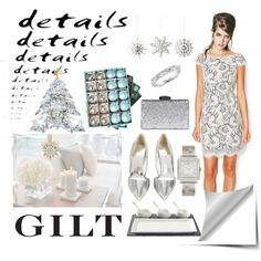 """""""#ComeTogether: Gilt Contest"""" by andreearucsandraedu on Polyvore"""