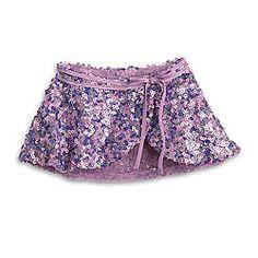 American Girl® Clothing: Isabelle's Dance Skirt for Dolls