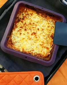 Estupendos 40: Lasagna (fit) alla bolognese
