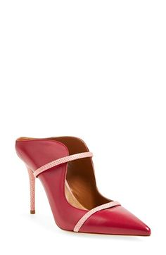 MALONE SOULIERS 'Maureen' Pointy Toe Mule (Women) available at #Nordstrom