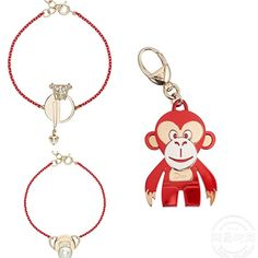 Dior jewelry and charms for Chinese New Year