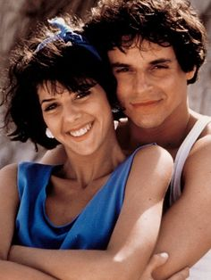 Marisa Tomei: A student at Boston University when she got a job offer from As the World Turns, Tomei (pictured here with ATWT costar Christian LeBlanc) turned her world upside-down and moved to New York to portray teenager Marcy Thompson Cushing from 1983-85. In 2011, she appeared in The Ides of March and in 2012 appeared in Parental Advice.