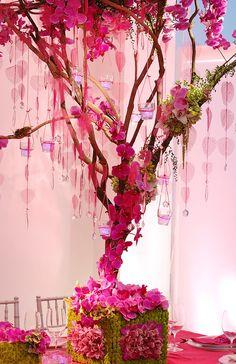 Travaux floraux pour décorer votre mariage magnifique