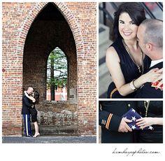 Engagement Portraits, Kim Hayes Photography