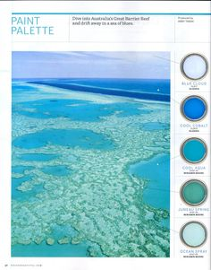 MALLIE + POSH by Mallorie Jones I Honolulu Interior Design I Inspired Interiors I Decorating Ideas: COLOR IT COASTAL