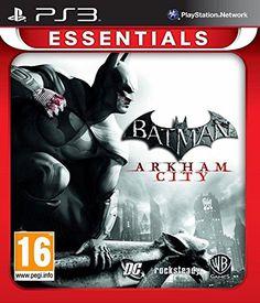 Batman Arkham City - éssentials #Batman #Arkham #City #éssentials
