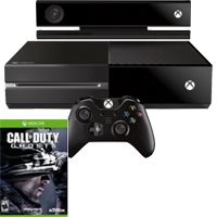 Xbox One: Day One Bundle with Call of Duty: Ghosts