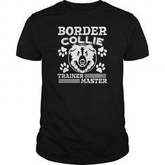 Border Collie Master Trainer Shirt