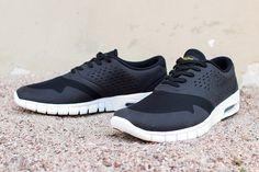 Nike SB Koston 2 Max: Black & White