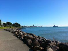 New Plymouth walkway
