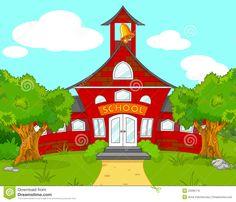 ilustracion escuela - Buscar con Google