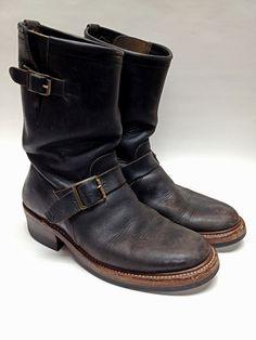 john lofgren engineer boots.