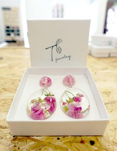 Arctic Design Shop - True Bloom earrings