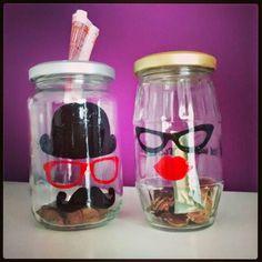 He&She Money Box
