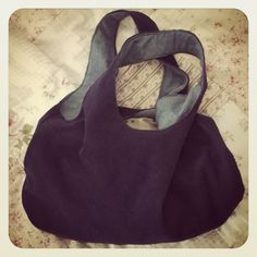 Pami Style *** Reversible Bag *** Easy project! *** DIY