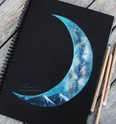 Fantastic Drawing Works by Australian Artist Chloe O'Shea Hi