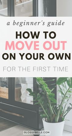 Are you interested in moving out on your own? There are so many factors to consider when moving out of your parent's house for the first time. It can be a very scary yet exciting and exhilarating time First Apartment Checklist, First Apartment Essentials, Apartment Hacks, My First Apartment, First Apartment Decorating, Apartment Living, Girl Apartment Decor, Apartment Guide, Chicago Apartment