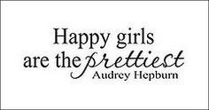 Happy, pretty girls. <3 you, Audrey.