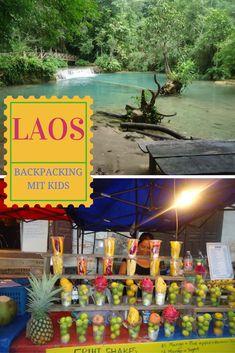 Mit drei Kindern unterwegs durch Laos. Ein Interview. #laos #Südostasien #reisenmitkindern