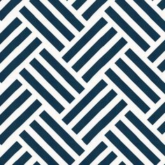 Navy fabric sold by the yard and cut to order in one continuous piece from Carousel Designs. Cool Patterns, Textures Patterns, Fabric Patterns, Blue Patterns, Modern Patterns, Design Patterns, Crib Sheet Pattern, Custom Baby Bedding, Boy Bedding