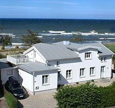 Meerhaus am Niendorf: 3 Schlafzimmer, für bis zu 5 Personen. Ehem. Fischerhaus, direkt am Strand von Niendorf, hell & freundlich-Erholung pur   FeWo-direkt