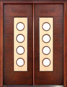 Milan Contemporary Doors by @doornmore
