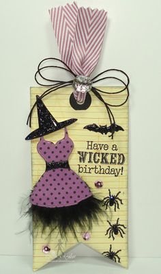 My Creative Time: Wicked Birthday