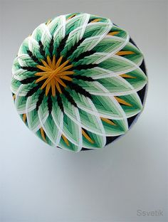 temari by ssvetik | Flickr - Photo Sharing!