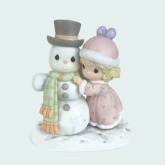 1999 PRECIOUS MOMENTS PORCELAIN FAN PULL LIGHT CHAIN Our Friendship Grows New
