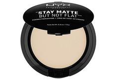 NYX Professional Makeup Stay Matte But Not Flat meikkipuuteri 7,5 g - Sokos verkkokauppa