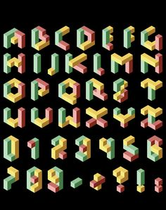 Alphabet                                                                by Peter Vajda