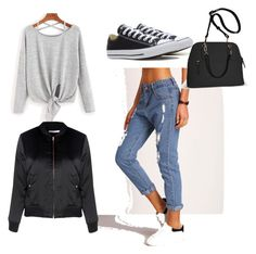 Affordable teen by molly-elliott-i on Polyvore featuring polyvore, fashion, style, Glamorous, Converse, Avenue and clothing