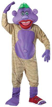 Jeff Dunham Peanut Costume - Jeff Dunham Costumes