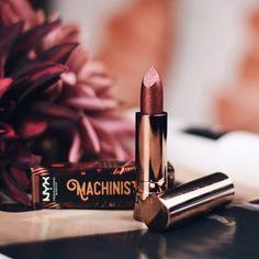 NYX Professional MakeUp - Machinist Lipstick Ignite www.at Lipgloss, Liquid Lipstick, Nyx Cosmetics, Lipbalm, Peeling, Professional Makeup, Photo And Video, Beauty, Instagram