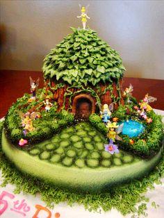 Fairies- cake.