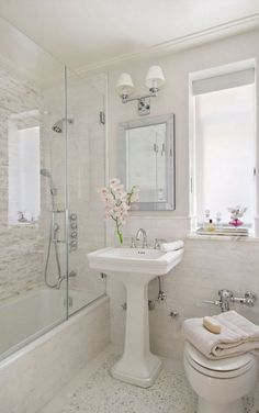 Small Bathroom Ideas Photo Gallery Modern Baths Bath Tubs - Little bathroom for small bathroom ideas