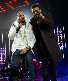 Chris Brown & August Alsina