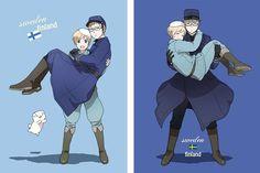 Sweden & Finland