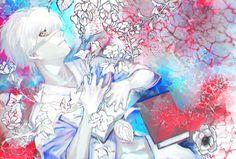 Tokyo ghoul Kaneki ken drawing