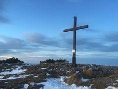 Gipfelkreuz Zweisel