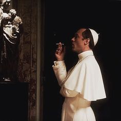 Man in his element ... Paolo Sorrentino The Young Pope