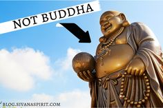 Buddhism may not be the religion you thought it was...