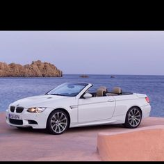 2012 BMW M3 Hardtop Convertible ~ a girl can dream :)