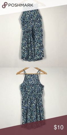 18ce6bf028 Primark Blue Floral Sundress Size 8 Primark Blue Floral Sundress Size 8. In  excellent condition