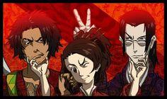 samurai champloo fuu and jin | ... Samurai Champloo, Mugen (Samurai Champloo), Kasumi Fuu, Jin (Samurai