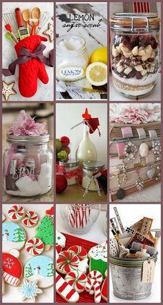 MiiMii - rękodzieło dla mamy i córki.: Pomysły na tanie prezenty świąteczne- zrób je sam.