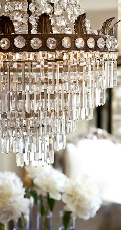 Southern Home | Chandelier