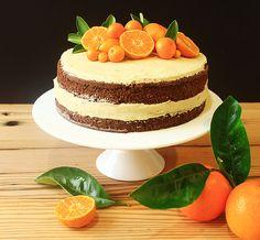 Orange cake/ Torta de naranjas