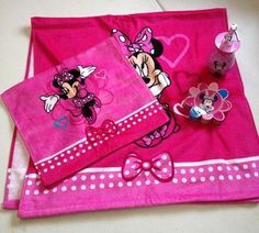 Minnie Mouse Bathroom Accessories