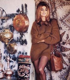 WEBSTA @ cindycrawford - #FF Almost sweater weather...can't wait. •
